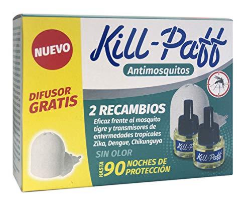 Kill Paff - Insecticida Eléctrico Antim