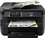Epson WF-7620DTWF Workforce Multifunzione Ink-Jet a Colori, Funzione Stampa/Copia/Fax/Scansione, con Amazon Dash Replenishment Ready