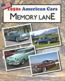 1950s American Cars Memory Lane: Large print picture book for dementia patients