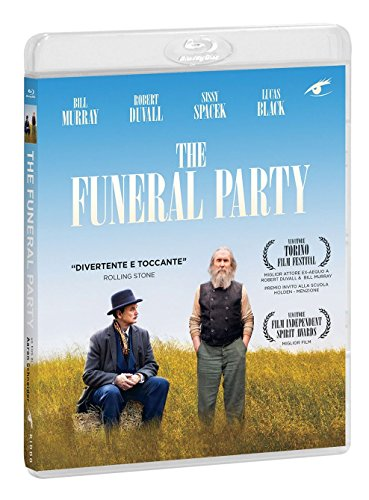 The Funeral Party (Blu Ray)