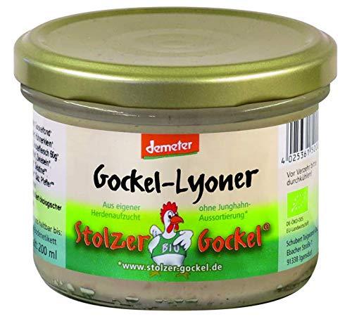 Demeter Gockel Lyoner 200ml