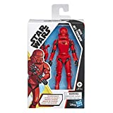 Star Wars Galaxy of Adventures Sith Jet Trooper 5-inch Scale Figure with Blaster Feature, Toys for Kids Ages 4 and Up