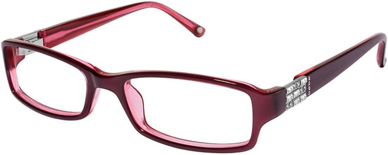 Bebe BB5008 002 Ruby Women's Eyeglasses 52mm