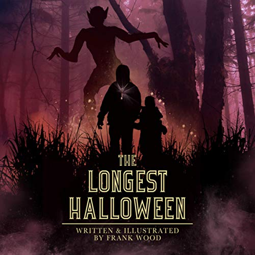 The Longest Halloween audiobook cover art