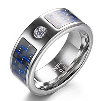 Budget NFC Smart Ring: photo