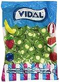 Vidal - Pica Rodajas Exoticas - Caramelo de goma - 250 caramelos
