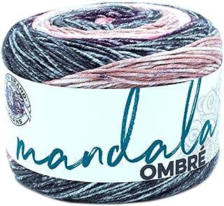 Lion Brand Yarn Mandala Ombre yarn, Felicity