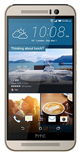 HTC One (M9) Sim Free Android 32GB - Gold / Silver