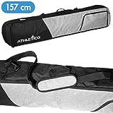 Athletico Peak Padded Snowboard Bag (Black/Gray, 157cm)