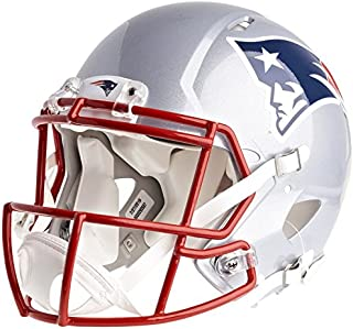 Riddell New England Patriots Officially Licensed Speed Authentic Football Helmet