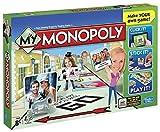 Hasbro myMonopoly - russische Ausgabe in russischer Sprache und Schrift A8595 Make Your Own