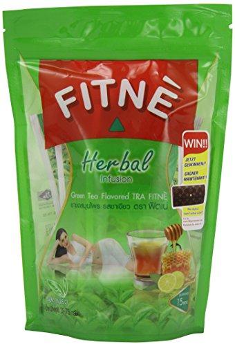 Sennakrauttee Fitne, Herbal Green Tea 39,75g