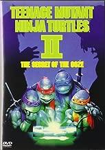 Teenage Mutant Ninja Turtles 2: Secret of [DVD] [1991] [Region 1] [US Import] [NTSC]