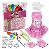 Juguete de cocina para niños, juego de chef para niños, juego de simulación de cocina, juego de rol, utensilios de cocina, herramientas de cocina, juguete de cocina para niños a partir de 3 años.