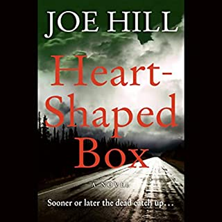 Heart-Shaped Box                   By:                                                                                                                                 Joe Hill                               Narrated by:                                                                                                                                 Stephen Lang                      Length: 11 hrs and 3 mins     7,689 ratings     Overall 4.1