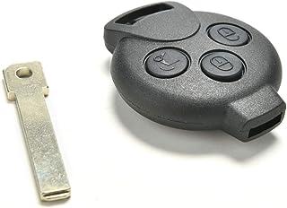 Smart Auto Schlüssel Gehäuse 451 ForTwo fourfour Roadstar Ersatz Fernbedienung Neu