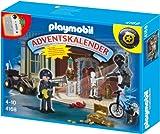 """Playmobil - """"Polizeialarm! Schatzräuber auf der Flucht"""" - 4168 - Adventskalender - 2012"""