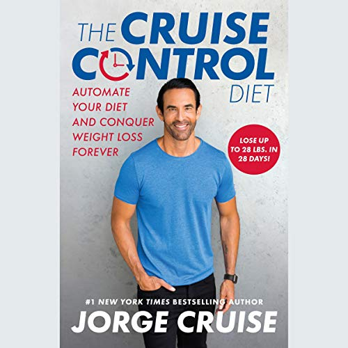 The Cruise Control Diet audiobook cover art
