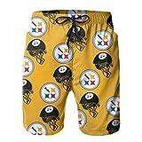 KSPO Summer Men's Quick-Drying Shorts American Football Classic...