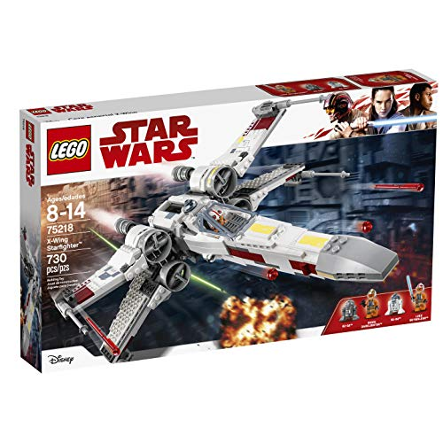 X-Wing Starfighter Luke Skywalker LEGO Star Wars 75218 - 730 Pièces - 7
