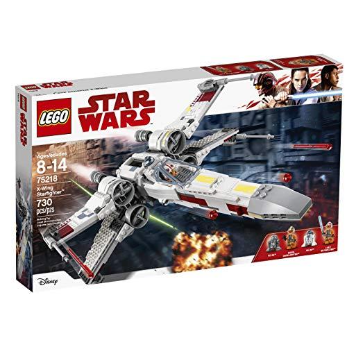 X-Wing Starfighter Luke Skywalker LEGO Star Wars 75218 - 730 Pièces - 9