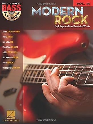 Modern Rock: Bass Play-along