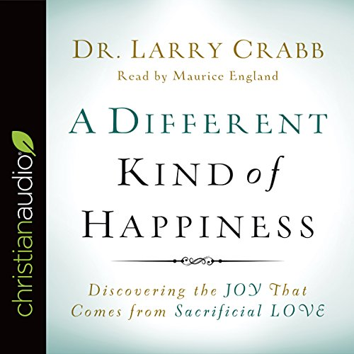 A Different Kind of Happiness audiobook cover art