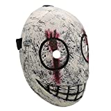YakeHome Halloween Decorations Gas Mask Party Decoration Props Creepy Scary Halloween Cosplay...
