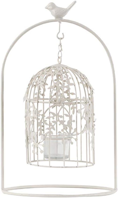 VALICLUD Vintage Bird Cage Decorative National uniform free shipping Max 59% OFF Candle Set Lantern Decorat