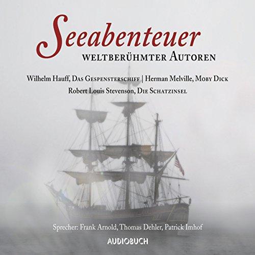 『Seeabenteuer weltberühmter Autoren』のカバーアート