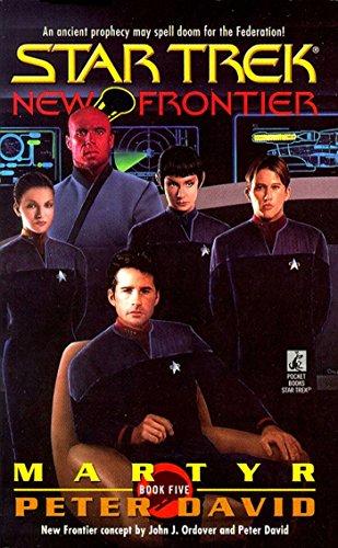Martyr: A Novel (Star Trek: The Nex…
