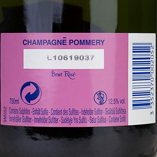 Pommery BRUT ROSÉ in Hanami-Geschenkpackung Roséchampagner (1 x 0.75 l) - 7