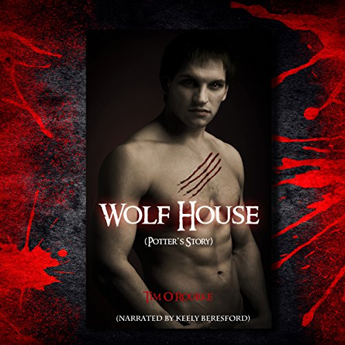 Wolf House audiobook cover art