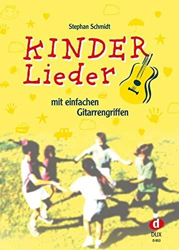 Kinderlieder mit einfachen Gitarrengriffen: So macht Singen und Musizieren mit Kindern Spaß