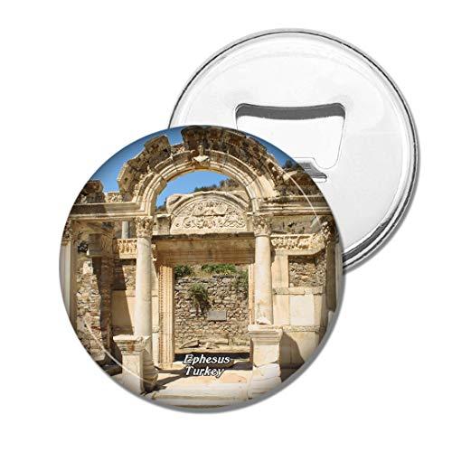 Weekino Die Türkei Ephesus Hadrian Temple Bier Flaschenöffner Kühlschrank Magnet Metall Souvenir Reise Gift