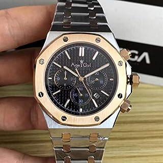 HNOLVH - Mecánico Automático Viento Automático Reloj para Hombres Cristal De Zafiro Plata Oro Rosa Deporte Limitado Negro Azul Blanco Relojes
