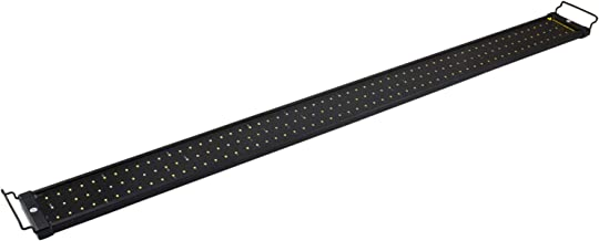 NICREW ClassicLED Aquarium Light, Fish Tank Light with Extendable Brackets, White and Blue LEDs