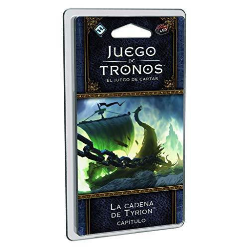 Fantasy Flight Games Juego de tronos lcg: la cadena de tyrion-español. (EDGGT14) ,...