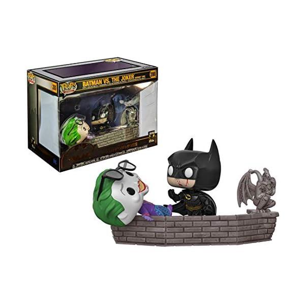 Funko 37250 Pop Vinilo: Movie Moment 80th: Batman and Joker (1989) Figura Coleccionable, Multicolor 2