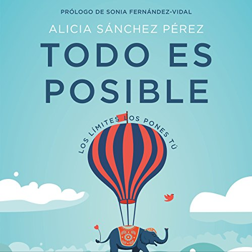 Todo es posible audiobook cover art