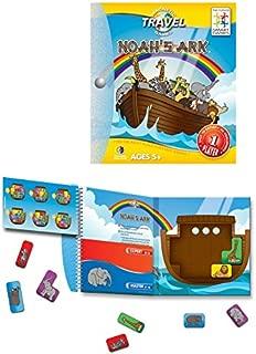 SmartGames Noah's Ark Magnetic Travel Game