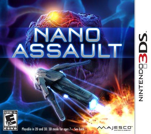 Nano Assault - Nintendo 3DS