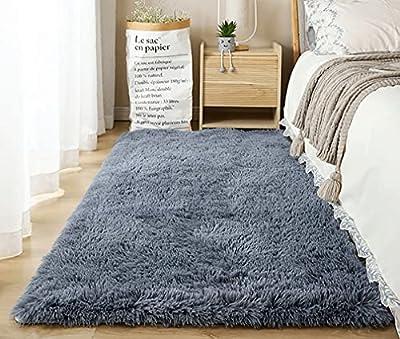 ▲Garantía de satisfacción del 100%: creemos en la calidad de nuestra alfombra de área. Si tiene algún problema o sugerencia, contáctenos amablemente y le brindaremos un servicio amigable y de fácil acceso. Puede haber una pequeña diferencia de color ...
