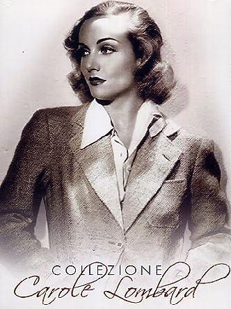 Amazon.com: Carole Lombard Collezione (4 Dvd) by clark gable : Movies & TV