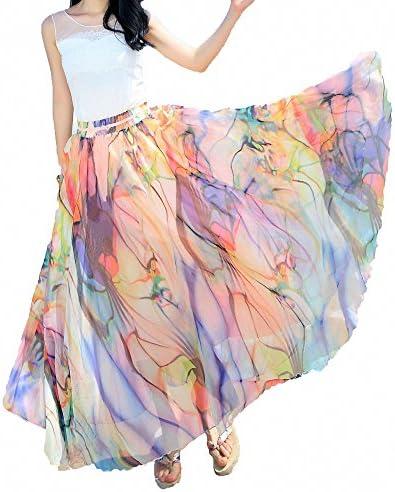 African maxi skirt _image4