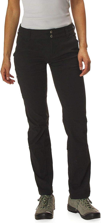 Columbia Woherren Saturday Trail Pant, schwarz, 20 W Short