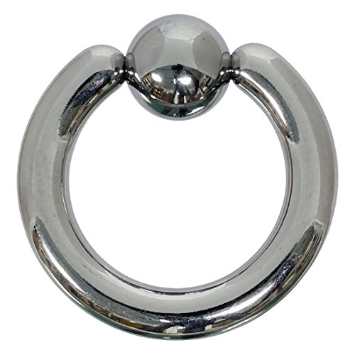 Klemmkugelring 4,0 x 13 mm aus 316L Chirurgenstahl - Piercing BCR Ball Closure Ring