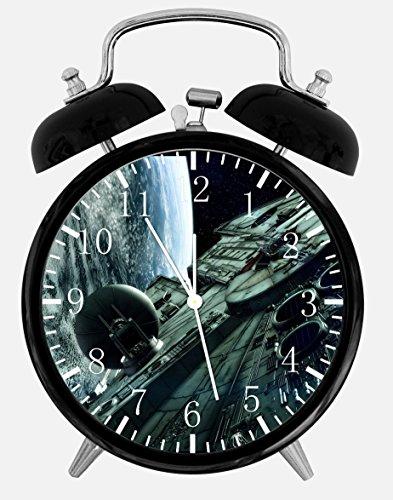 Krieg der Sterne Alarm Schreibtisch Uhr 9,5cm Room Decor X42wird ein schönes Geschenk