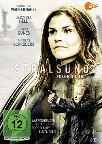 Stralsund - Teil 13-16 [2 DVDs]
