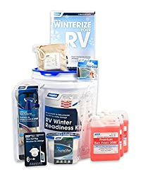Winter RV Living - Complete Guide to Winterize Your Camper 15